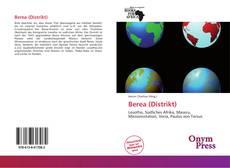 Обложка Berea (Distrikt)