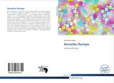 Annette Humpe kitap kapağı