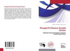 Bookcover of People'S Choice Credit Union