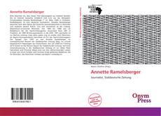 Buchcover von Annette Ramelsberger