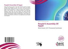 Bookcover of People'S Assembly Of Egypt