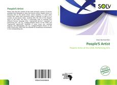 Bookcover of People'S Artist