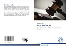 Bookcover of Otto Kerner, Sr.
