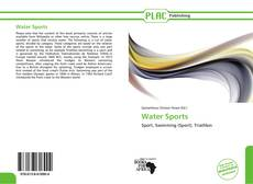 Bookcover of Water Sports