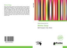 Buchcover von Water Stop