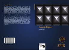 Buchcover von Annette Dittert