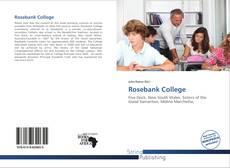 Rosebank College的封面
