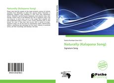 Buchcover von Naturally (Kalapana Song)
