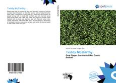 Bookcover of Teddy McCarthy