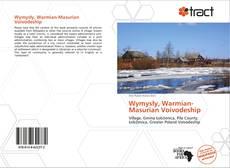 Bookcover of Wymysły, Warmian-Masurian Voivodeship