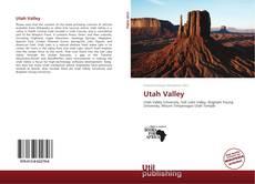 Capa do livro de Utah Valley