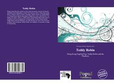 Bookcover of Teddy Robin