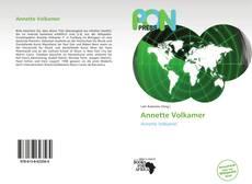 Bookcover of Annette Volkamer
