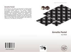 Buchcover von Annette Postel