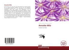 Capa do livro de Annette Milz