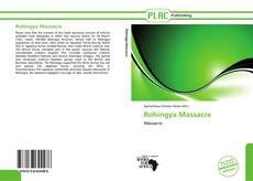 Bookcover of Rohingya Massacre