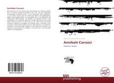 Capa do livro de Annibale Carracci