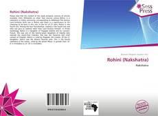 Portada del libro de Rohini (Nakshatra)