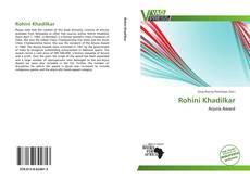 Portada del libro de Rohini Khadilkar