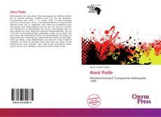 Anni Pede kitap kapağı