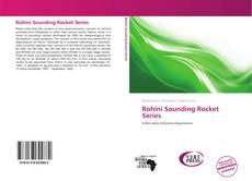 Couverture de Rohini Sounding Rocket Series