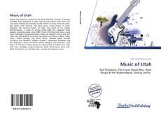 Bookcover of Music of Utah