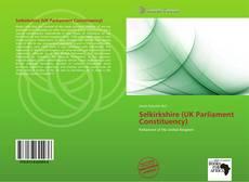 Selkirkshire (UK Parliament Constituency)的封面