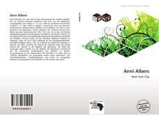 Anni Albers kitap kapağı