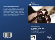 Borítókép a  Bereicherungsrecht (Österreich) - hoz
