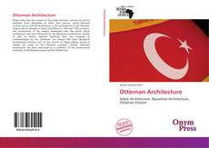 Bookcover of Ottoman Architecture