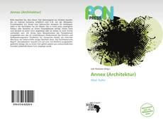 Portada del libro de Annex (Architektur)