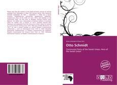Bookcover of Otto Schmidt
