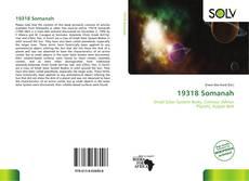 Portada del libro de 19318 Somanah