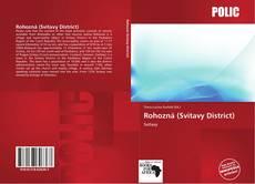 Couverture de Rohozná (Svitavy District)