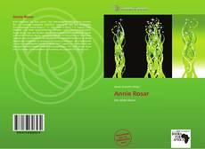 Buchcover von Annie Rosar