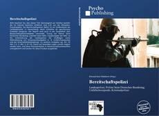 Bookcover of Bereitschaftspolizei