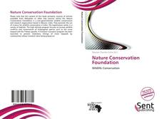 Bookcover of Nature Conservation Foundation