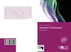 Обложка Rohrdorf, Switzerland