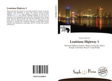 Bookcover of Louisiana Highway 1