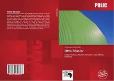 Bookcover of Otto Rössler