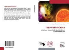 Buchcover von 1889 Pakhmutova