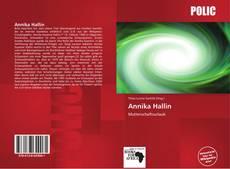 Copertina di Annika Hallin