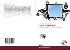 Copertina di Otto Steinbrinck