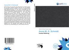 Copertina di Annie M. G. Schmidt