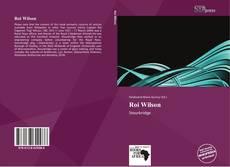 Buchcover von Roi Wilson