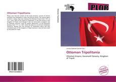 Bookcover of Ottoman Tripolitania