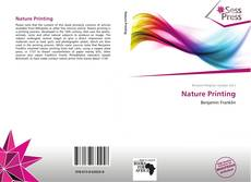 Bookcover of Nature Printing