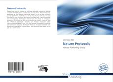 Bookcover of Nature Protocols