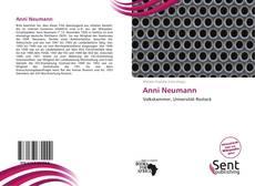 Anni Neumann kitap kapağı