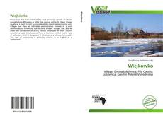 Bookcover of Wiejkówko